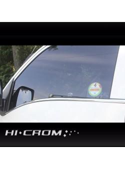 Orilla de Ventana Hyundai H100