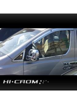 Orillas de Ventana Hyundai H1