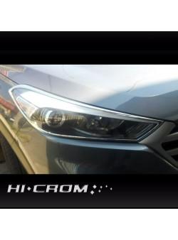 Cubre Focos Delanteros Hyundai Tucson 2016