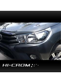 Cubre Focos Delanteros Toyota Hilux Revo