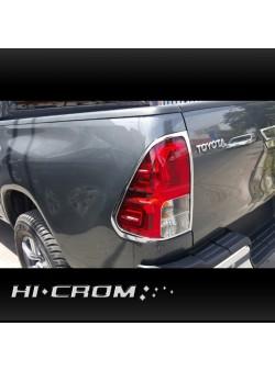 Cubre Focos Traseros Toyota Hilux Revo