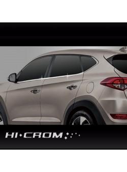 Orillas Inferiores de Ventana Hyundai Tucson 2016