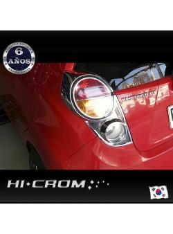 Cubre Focos Traseros Chevrolet Spark GT