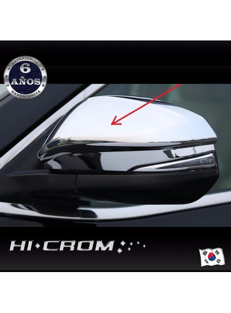 Cubre Espejos Toyota Hilux Revo