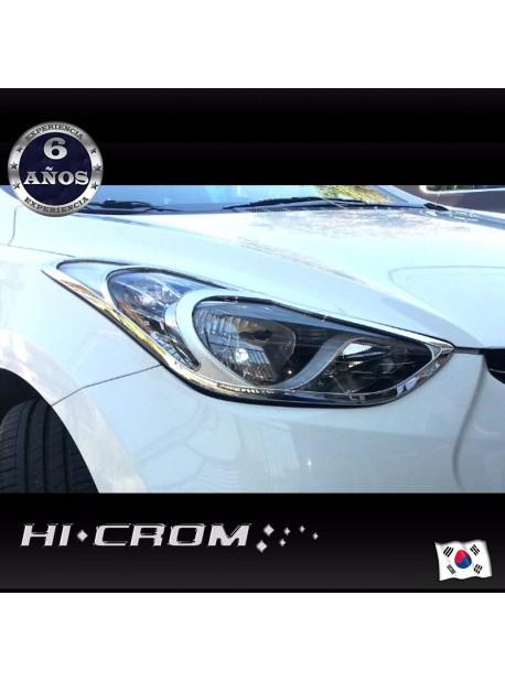 Cubre Focos Delanteros Hyundai Elantra MD