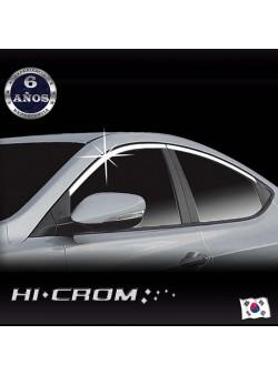 Orillas Superiores de Ventana Hyundai Elantra MD