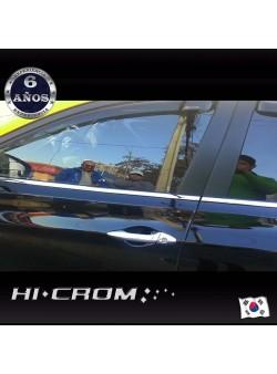 Orillas Inferiores de Ventana Hyundai Elantra MD