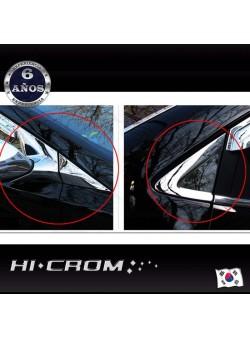 Pilares A y C Hyundai Elantra MD