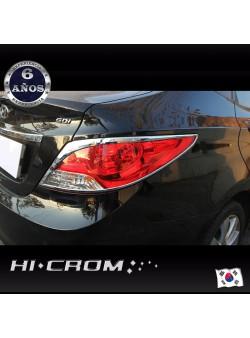 Cubre Focos Traseros Hyundai Accent RB