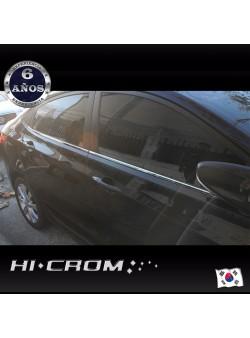 Orillas Inferiores de Ventana Hyundai Accent RB