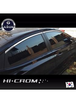 Orillas Superiores de Ventana Hyundai Accent RB