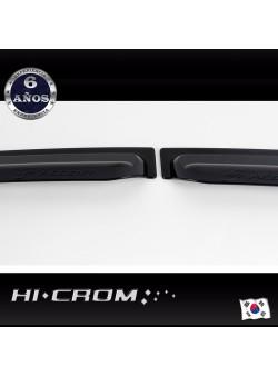 Aletas Bota Agua Negras Hyundai Accent RB